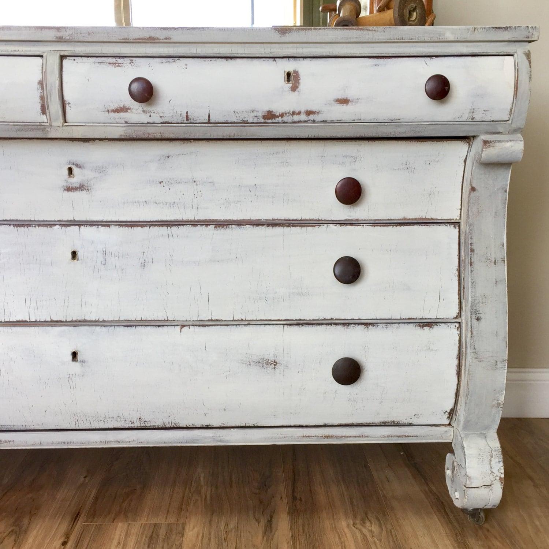 Farmhouse Dresser Fixer Upper Furniture Antique White Dresser Empire Fu