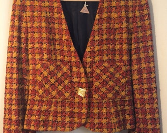 Tweed jacket  GIVENCHY VINTAGE JACKET