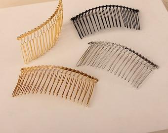 "Shop ""metal hair comb"" in Visual Arts"