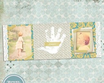 ON SALE INSTANT Download Templates for Photographers Timeline Cover, Vintage  Psd template