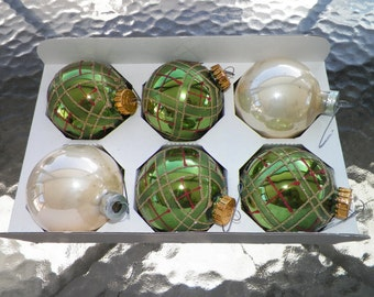 Glass Christmas Tree Ornaments NorthStar Sales Corp