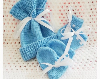 Knitting Patterns Baby Modern : modern baby knitting patterns   Etsy UK