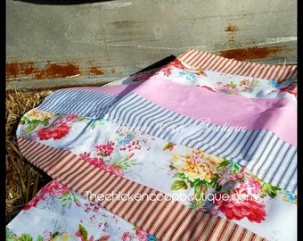 Girls Changing Pad Diaper Clutch *Rustic* BOHO * Country Chic * Vintage* Farmhouse*