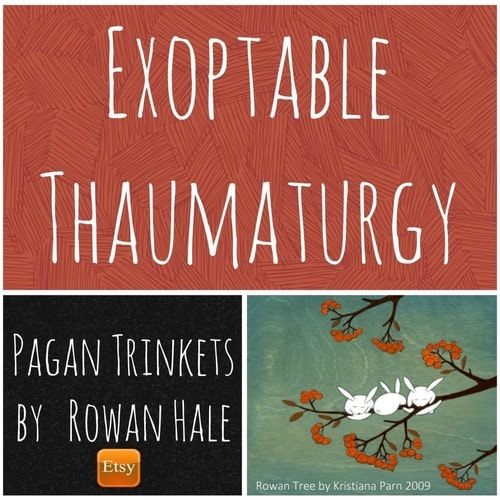 Exoptable Thaumaturgy