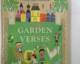 Child's Garden of Verses with Provensen Illustrations, 1968