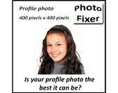 Etsy Photo Fixer - photo retouching - photo editing