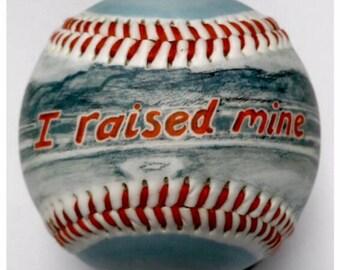 The Baseball Parent!  Baseball mom, baseball dad, little league, coach, baseball coach (OCCASION15)
