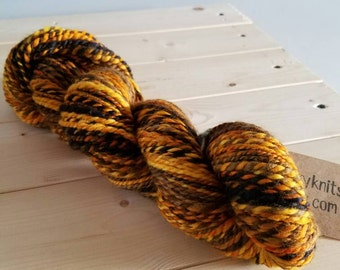 Handspun 2ply Bluefaced Leicester BFL
