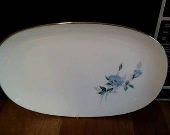 vintage Noritake Sylvia platter