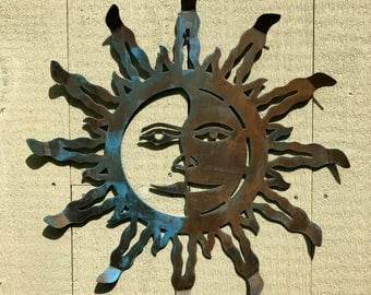 Sun Wall and /or Garden Decor
