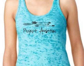 Project Ambition burnout tank