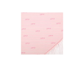 Pack n' Play Sheets- Pinstripe - Fitted Sheets for Play Yards