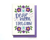 Funny Mothers Day Card - Happy Mothers Day - Funny Mom Card - Mom Birthday Card - Hennel Paper Co. - MD30
