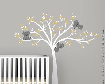 Koala Wall Decals For Baby Nursery And Kids By Thekoalastore