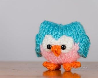 Little owl amigurumi