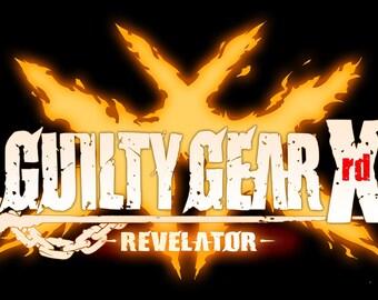 Guilty Gear Xrd -REVELATOR- Perlers