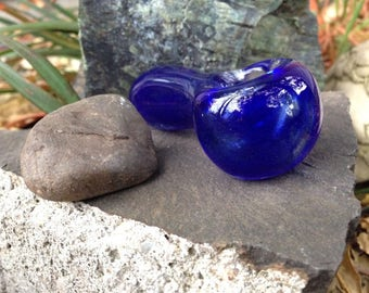 Calming Cobalt Blue Pocket Piece