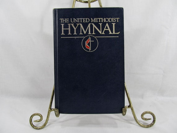 The United Methodist Hymnal, Book of United Methodist Worship 1989 Published by United Methodist Pub. House, Nashville, TN Religious Book