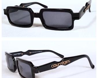 Divine 1960's Vintage Couregges Sunglasses! Rare Vintage Andre Couregges Accessories