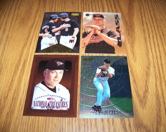 4 Cal Ripken jr. (Baltimore Orioles) Cards