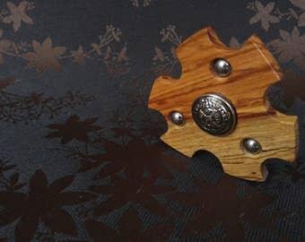 Handmade Celtic Whirligig.  (Hand Spinner / fidget spinner)