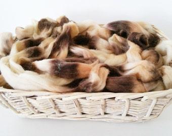 Natural Brown Multicolour Basket Filler Suffer Newborn Photography Prop