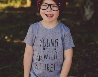 Boys 3rd birthday shirt,  3rd birthday shirt, boys birthday shirt, girls birthday shirt