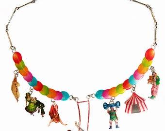 Collana Vecchio Circo