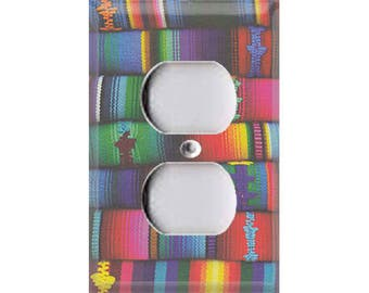 Fiesta Collection - Style #1 Outlet Cover
