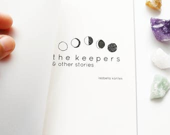 Zine The Keepers & Other Stories