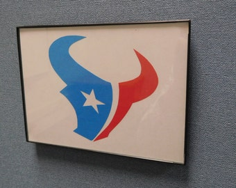 Houston Texans Wall Art