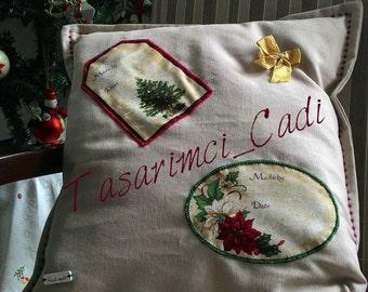 Christmas Tree Pillowcase