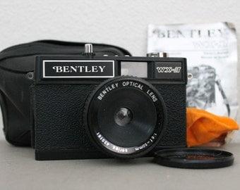 Bentley Plastic Camera c1982