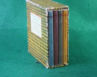 Leonard Baskin's Miniature Natural History, First Series, Pantheon Publishing 1983