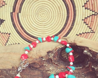 Southwest Mel Necklace