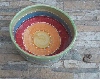 Ceramic Bowl for dogs  DOG BOWL