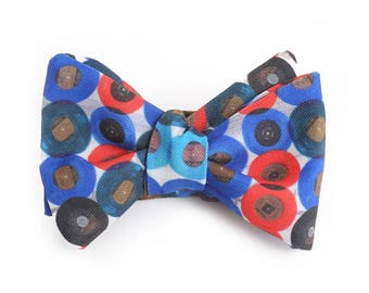 Tiepology Handmade Bemis Bow Tie