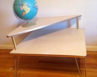 SALERefurbished Vintage Childs Day Bed Or Deluxe Dog Bed - Mid century modern corner table