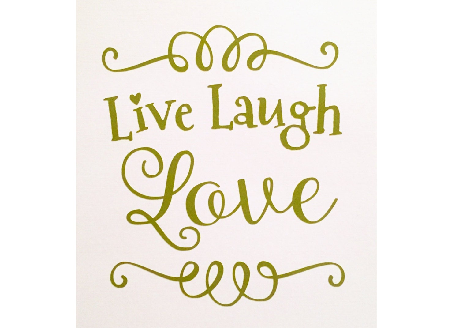 live laugh love decal love decal car decal girl decal home 9 50