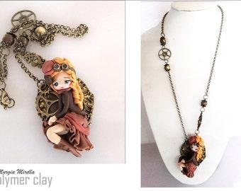 the steampunk doll