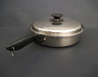 Stainless Steel Cookware Etsy