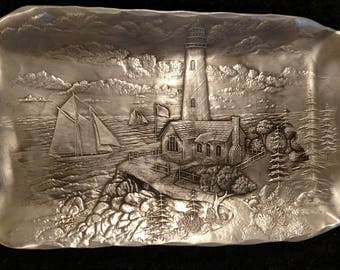 Bread Tray Lighthouse