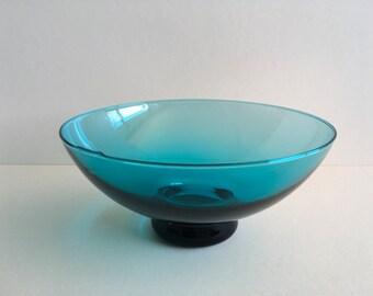 Morgantown Glass Bowl.