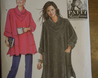 Simplicity 2289, sizes xs-xxlarge, misses, womens, UNCUT sewing pattern, craft supplies, tunic and knit pants