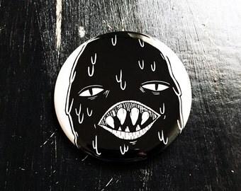 HOOD - keychain bottle opener, magnet, or pinback button