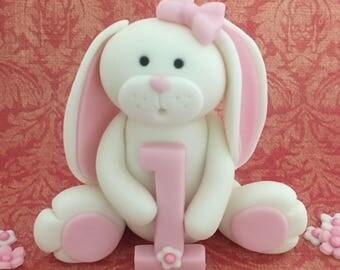 Fondant Bunny Rabbit