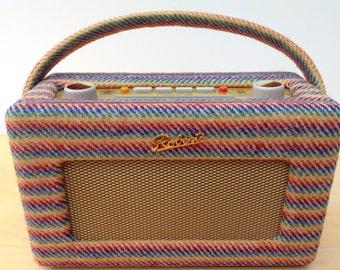Rainbow Harris Tweed Roberts Revival Classic FM DAB Radio