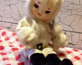 Elf Doll Christmas Decor