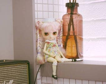 Featable with middie blythes-Elicocodoll my bla body