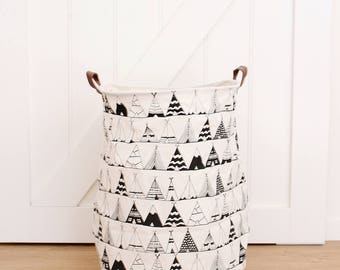 Tee Pee Extra Large Canvas Storage Bags